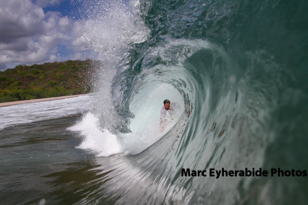 Marc Eyherabide's photo of Playa Colorado
