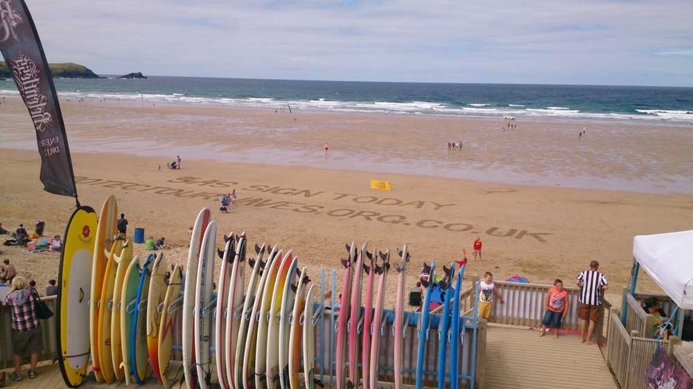 Raddays's photo of Newquay - Fistral North