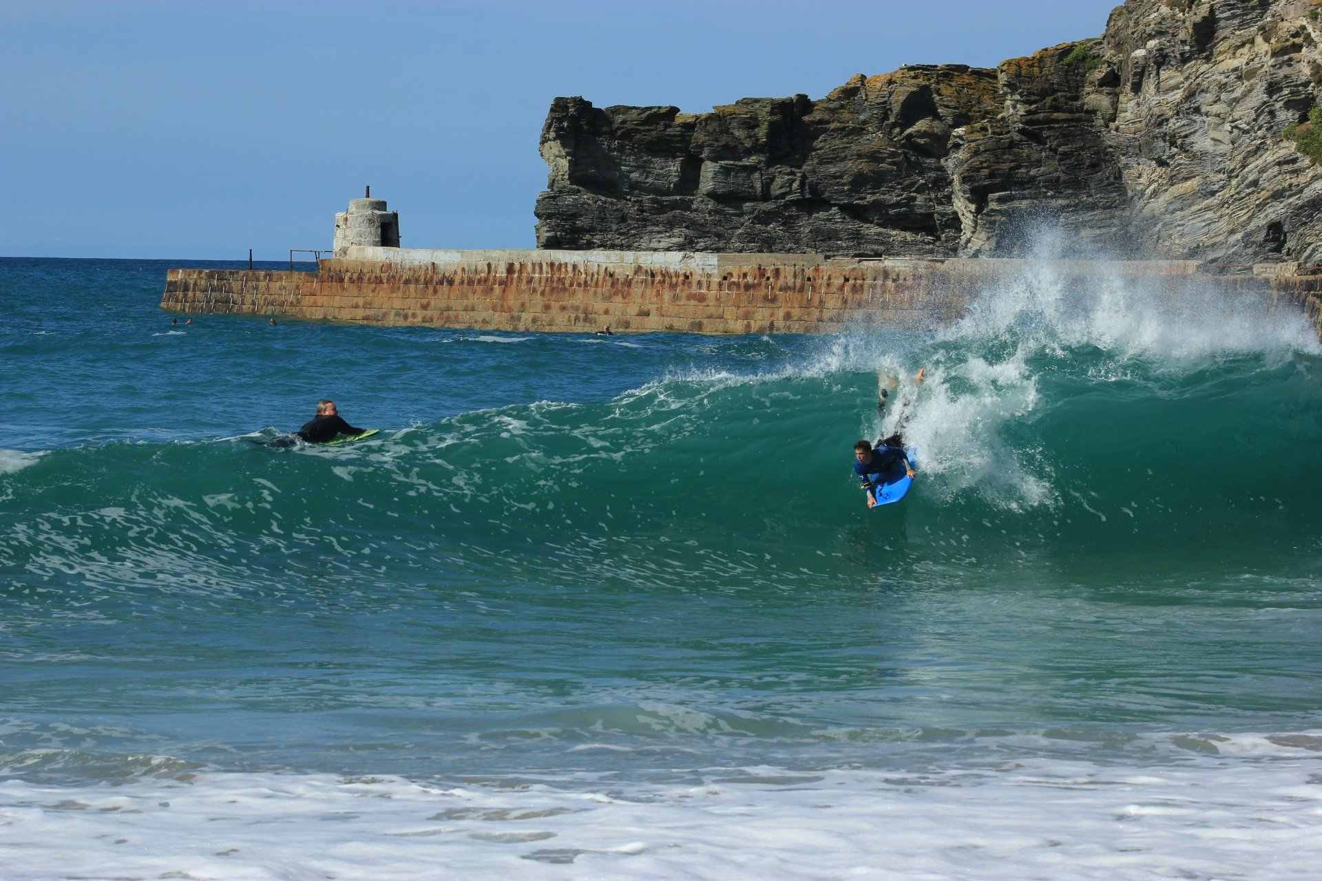 Lukasz Kowalski's photo of Portreath - Beach