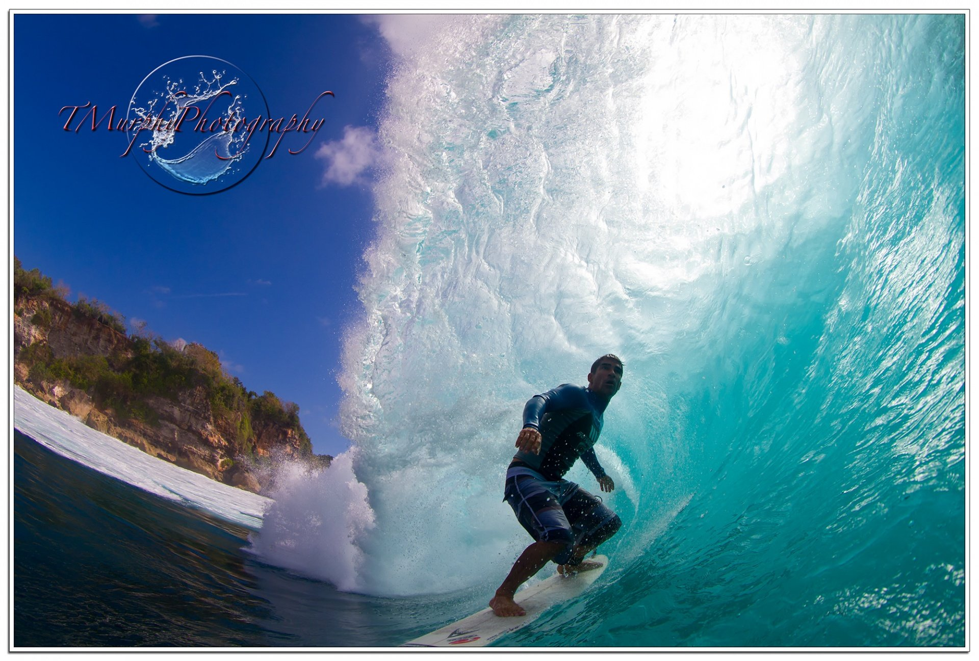 Trevor Murphy's photo of Padang Padang
