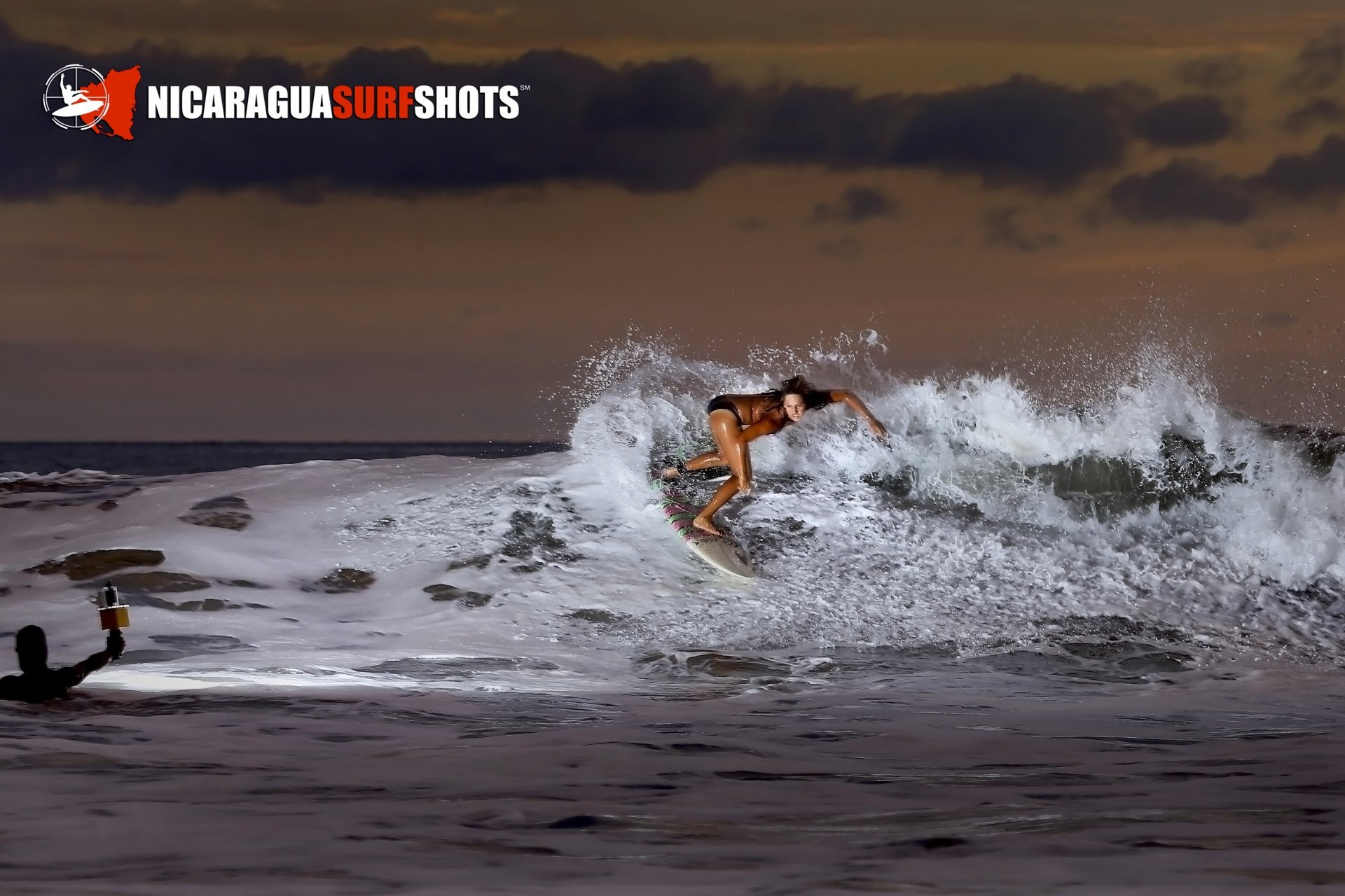 Nica Surf Shots's photo of Playa Santana (Playa Jiquelite)