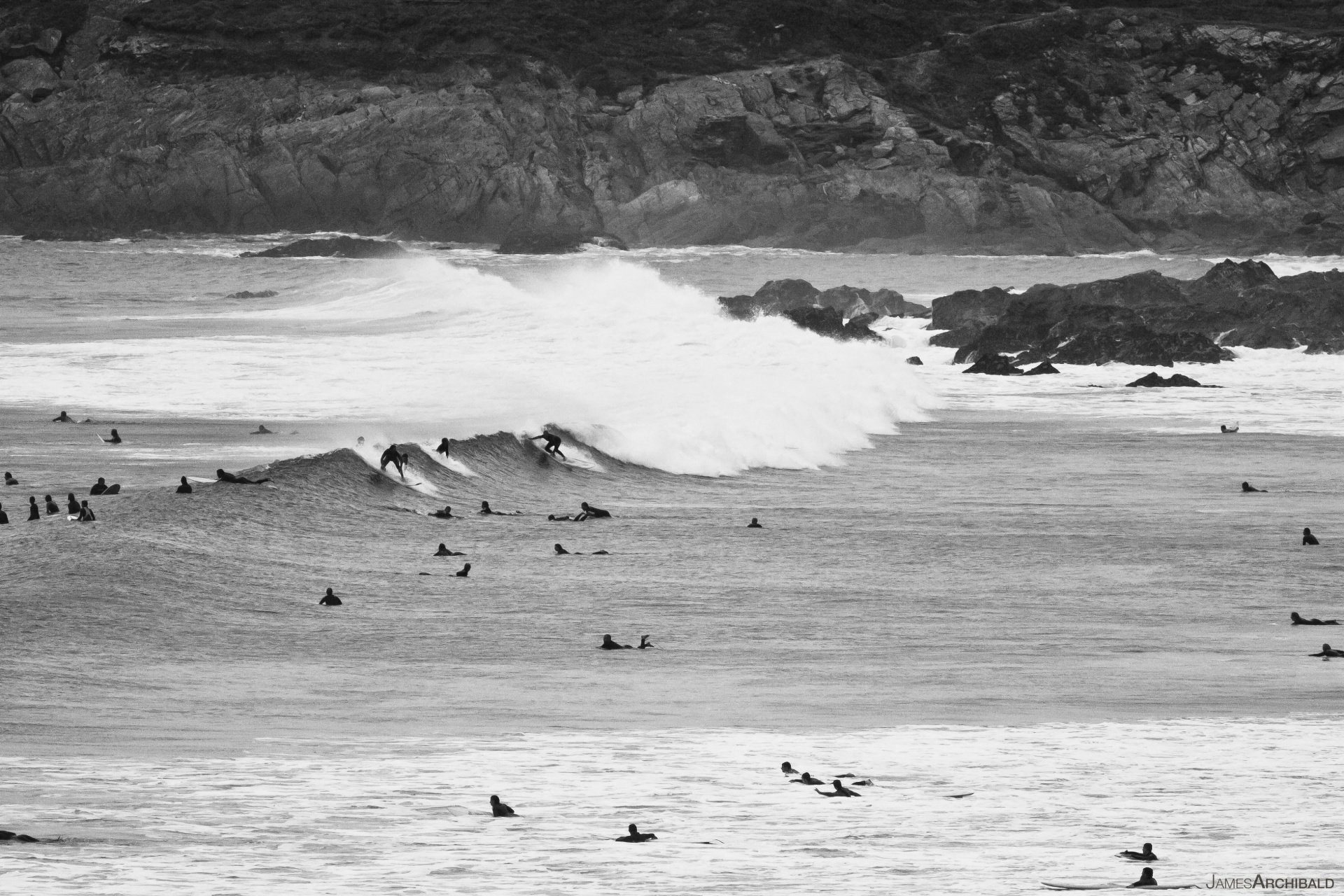 Archy's photo of Newquay - Fistral North