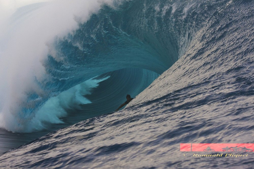 Romuald Pliquet's photo of Teahupoo