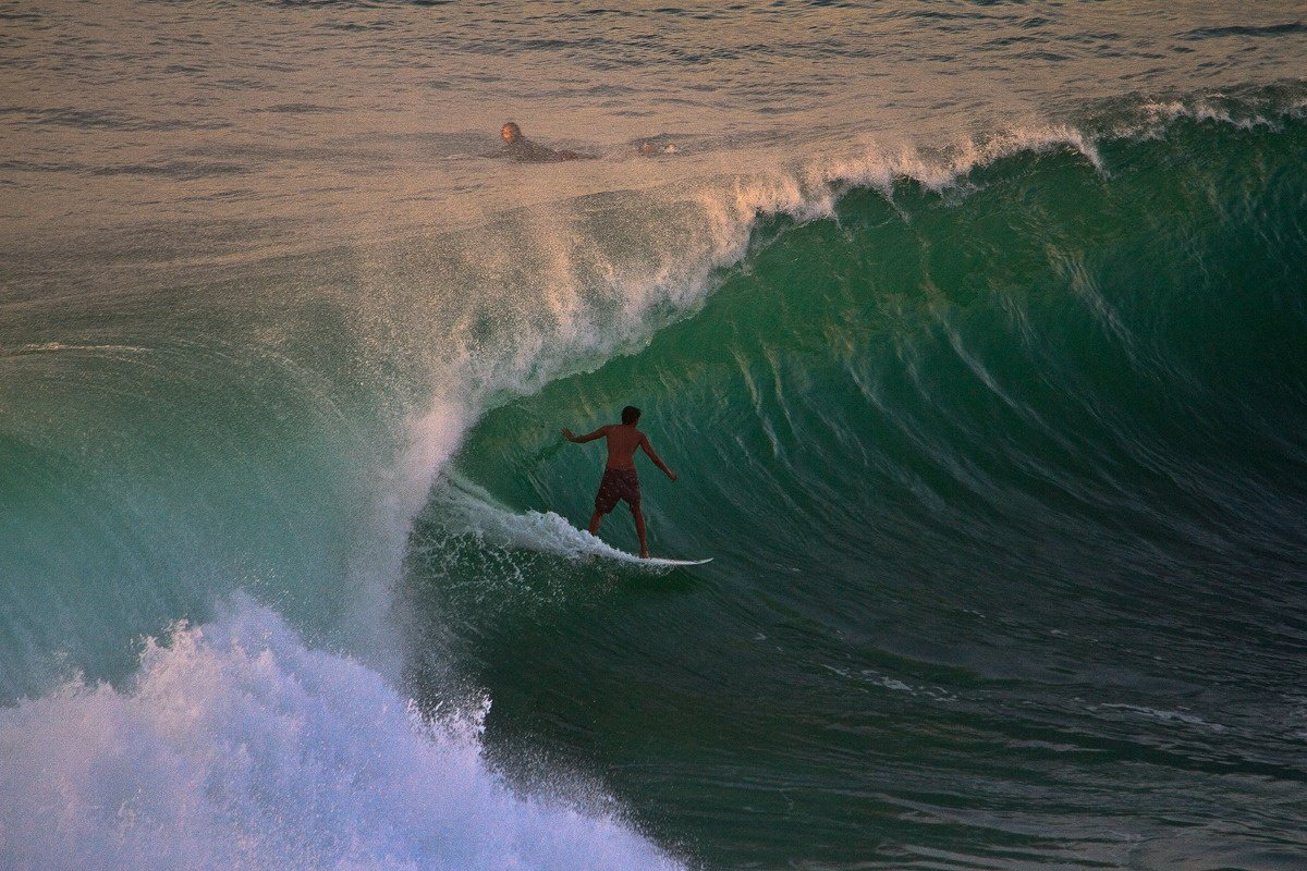 Tom Ellis's photo of Padang Padang