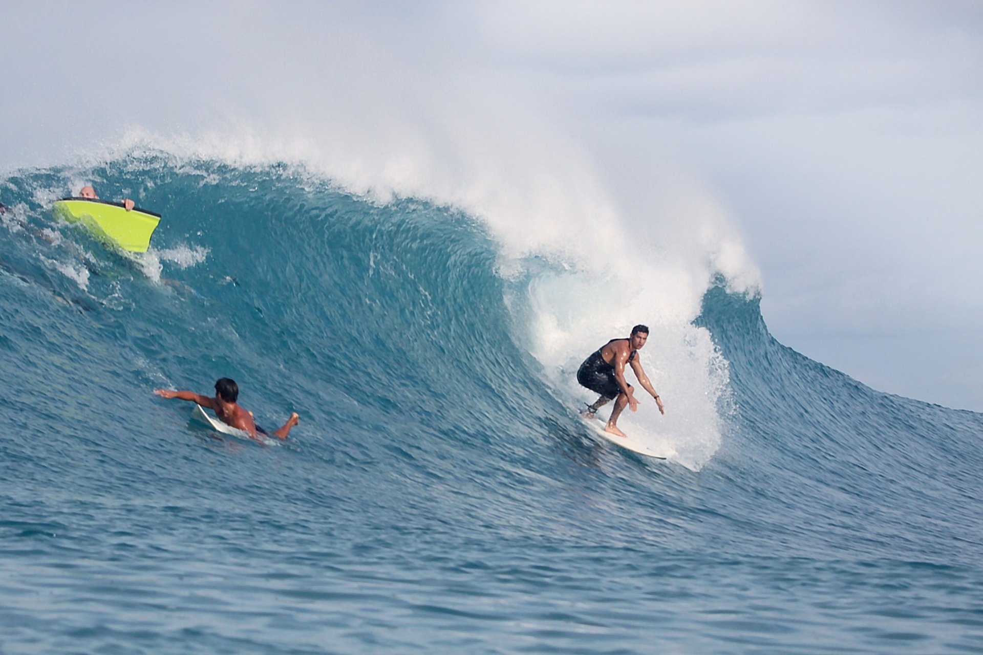 MARTIN,  HTS SURF RESORT's photo of Lances Right