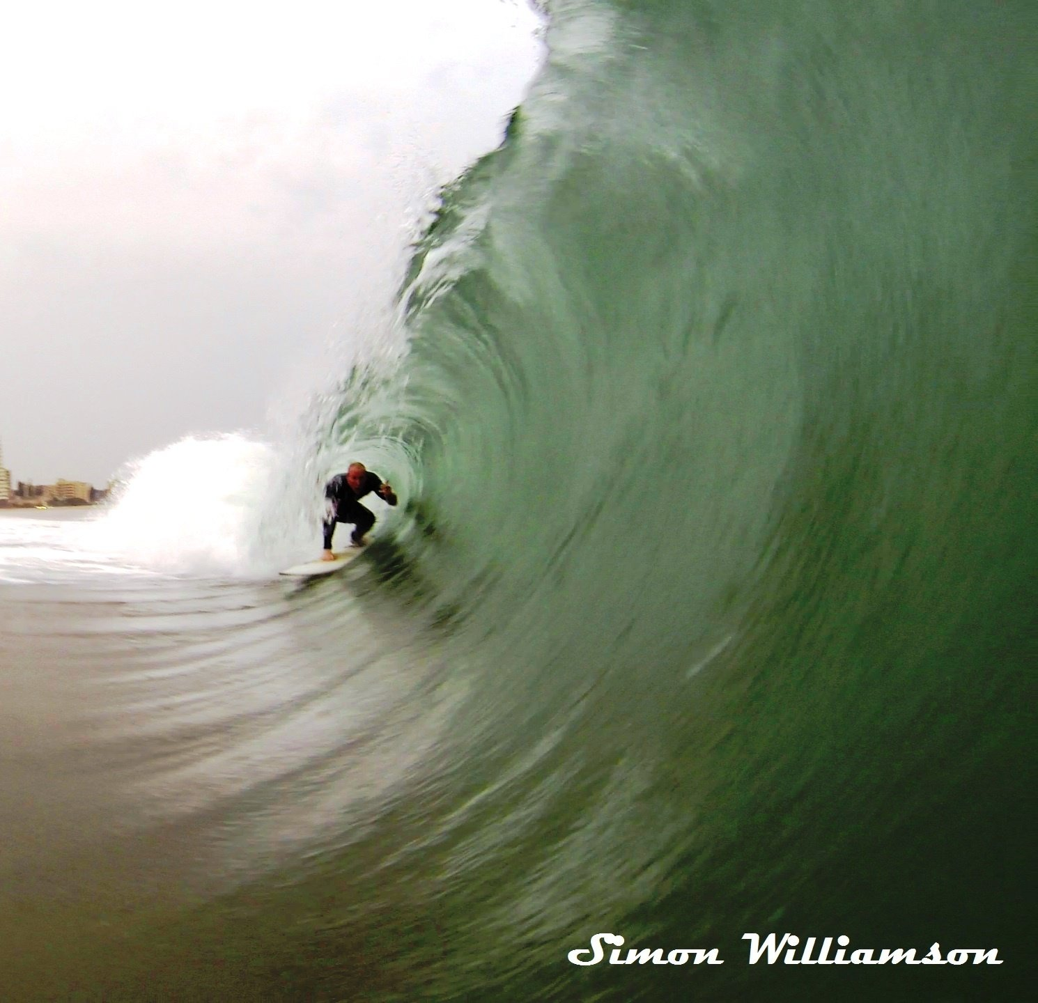 Simon Williamson's photo of Warner Beach