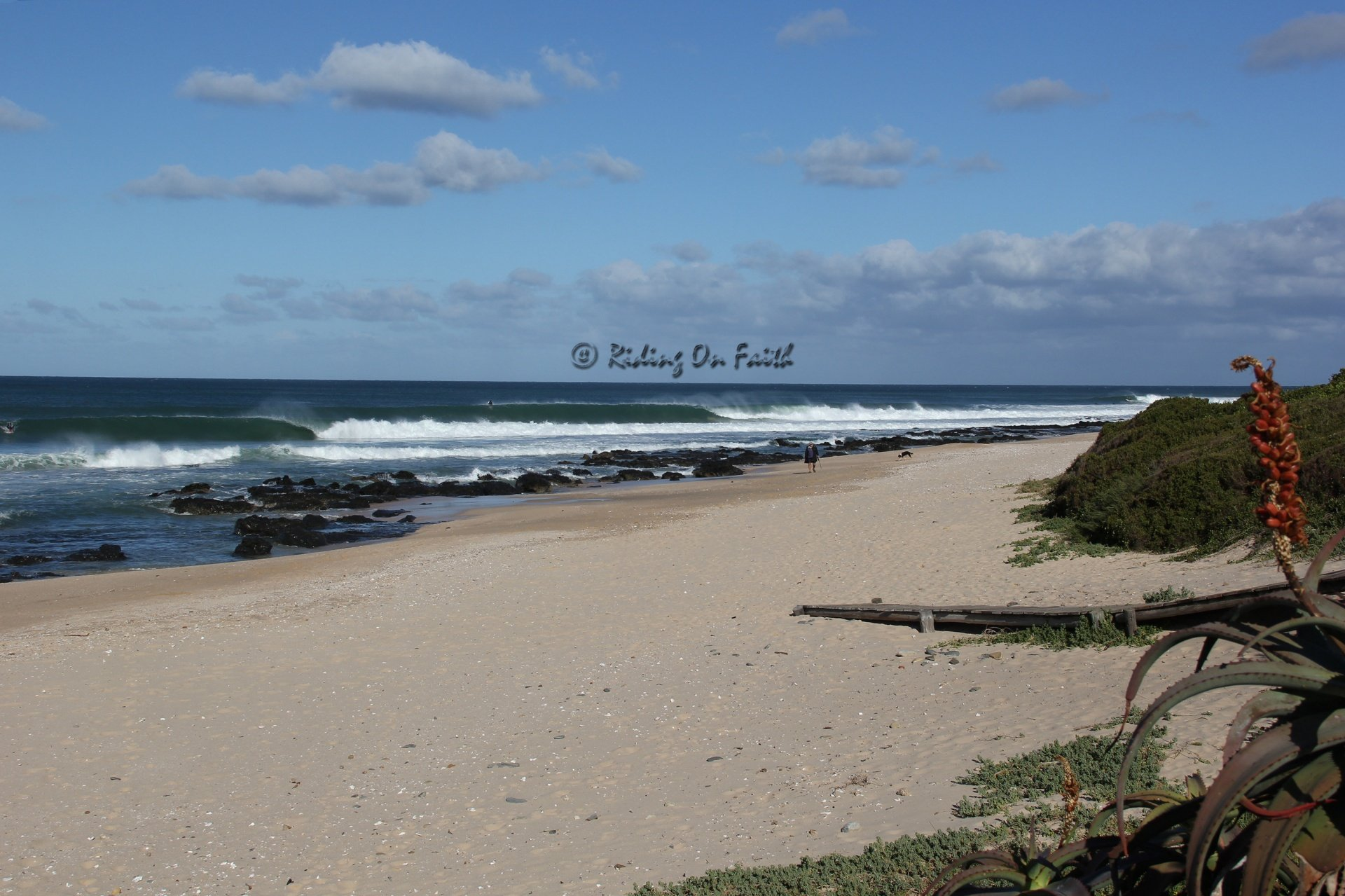 RidingOnFaith 's photo of Jeffreys Bay (J-Bay)