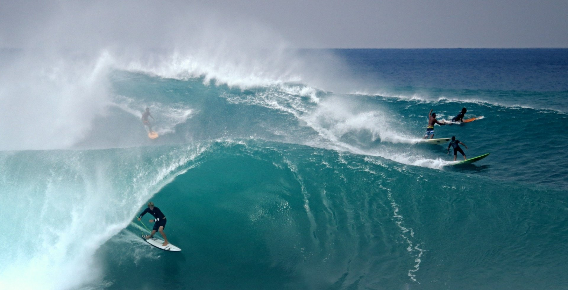 McSnowHammer's photo of Pipeline & Backdoor