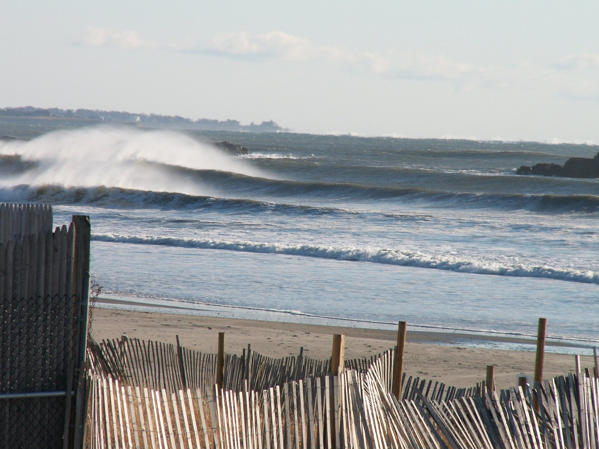 n.e. surfer's photo of Narragansett Beach
