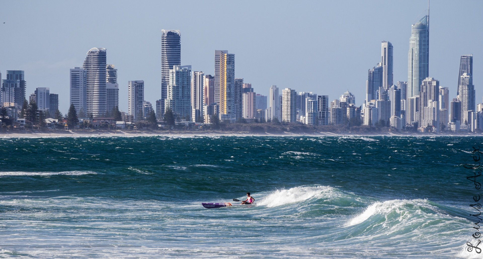 louisealex's photo of Burleigh Heads