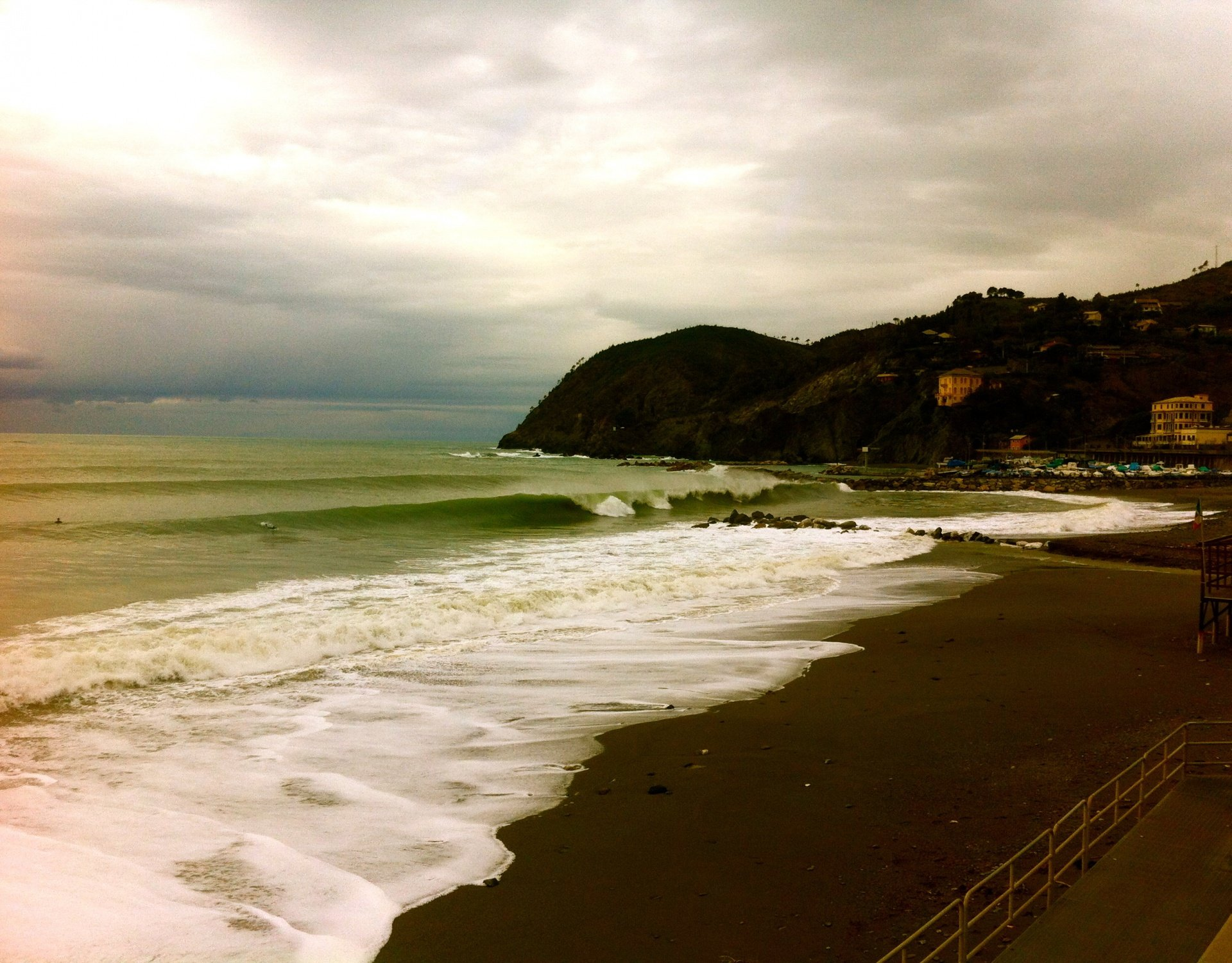 Nicolas Walker's photo of Levanto