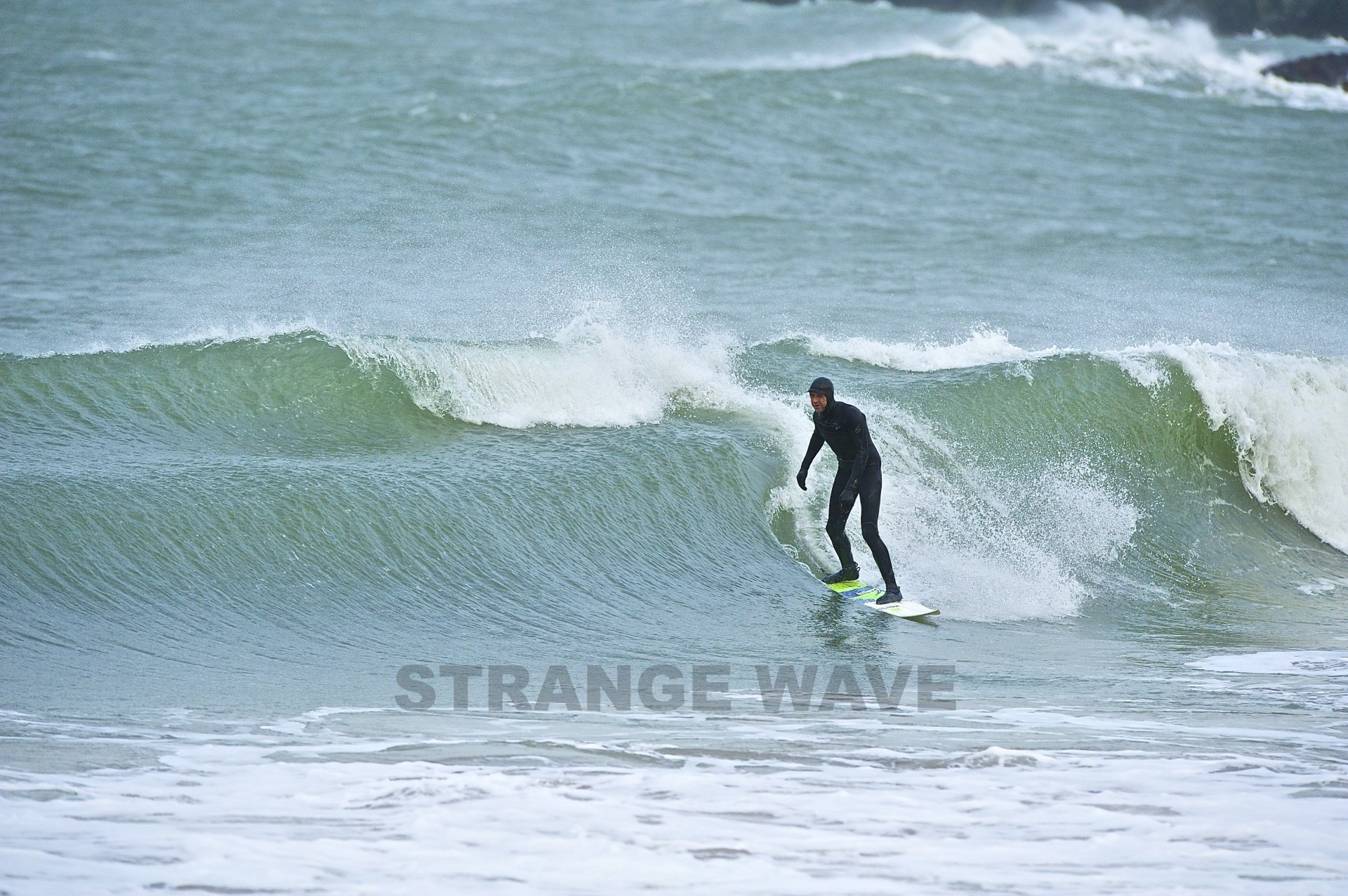 Grumpy Old Surfer's photo of Hells Mouth (Porth Neigwl)