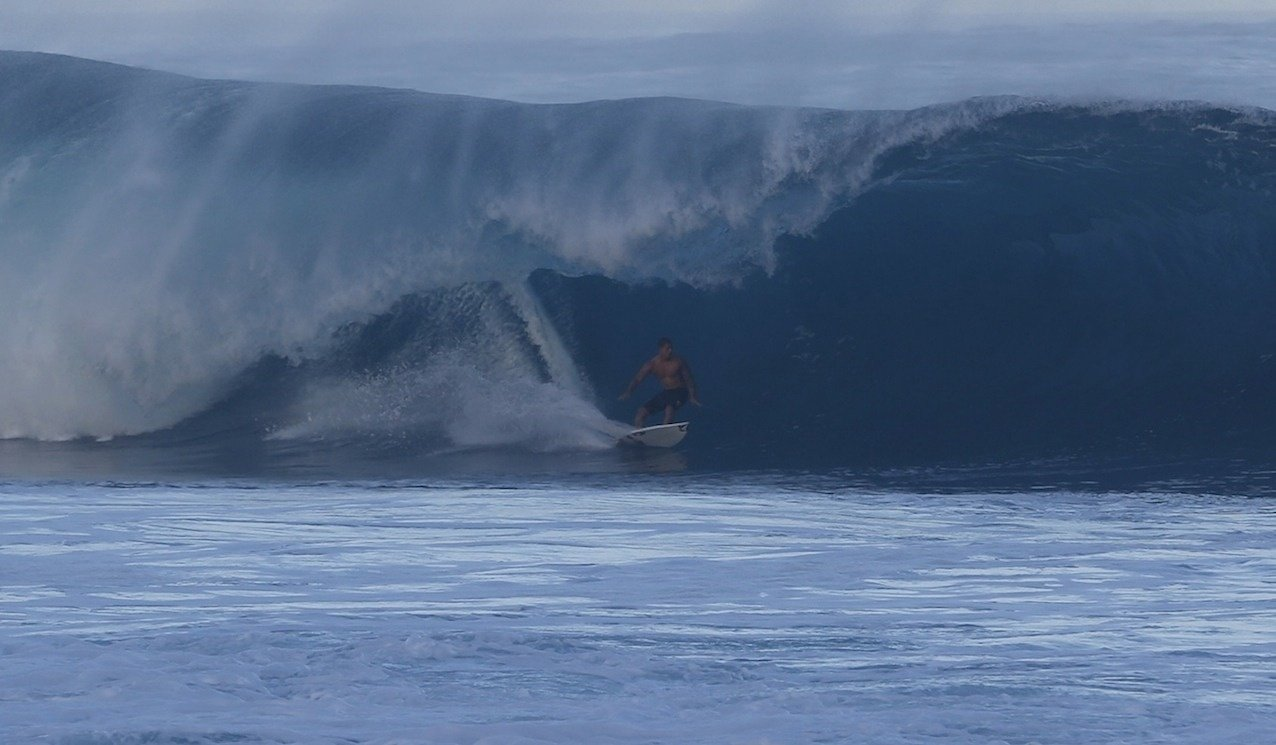 Jodie Tilley's photo of Pipeline & Backdoor