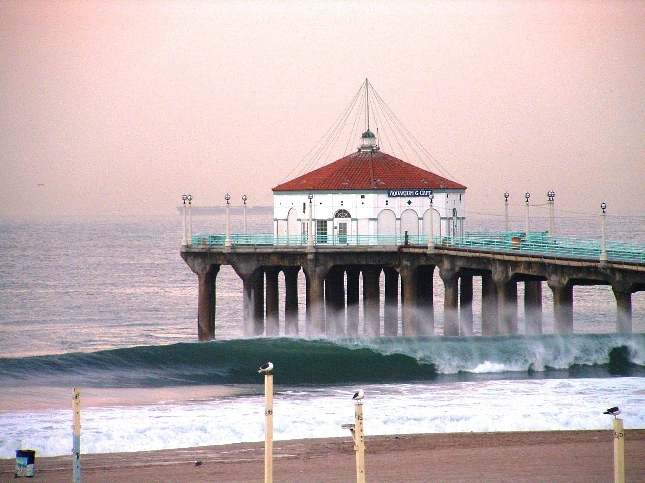 SV in MB's photo of  Manhattan Beach