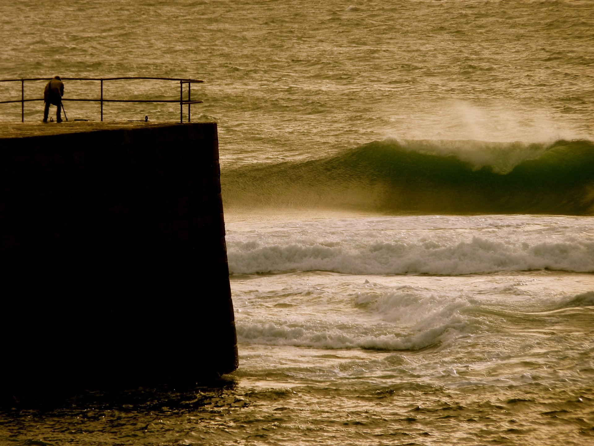 Mark Green's photo of Porthleven