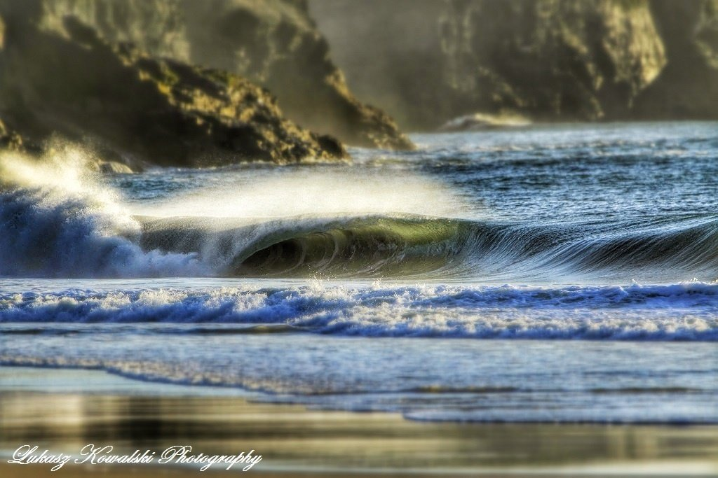 Lukasz Kowalski's photo of Porthtowan