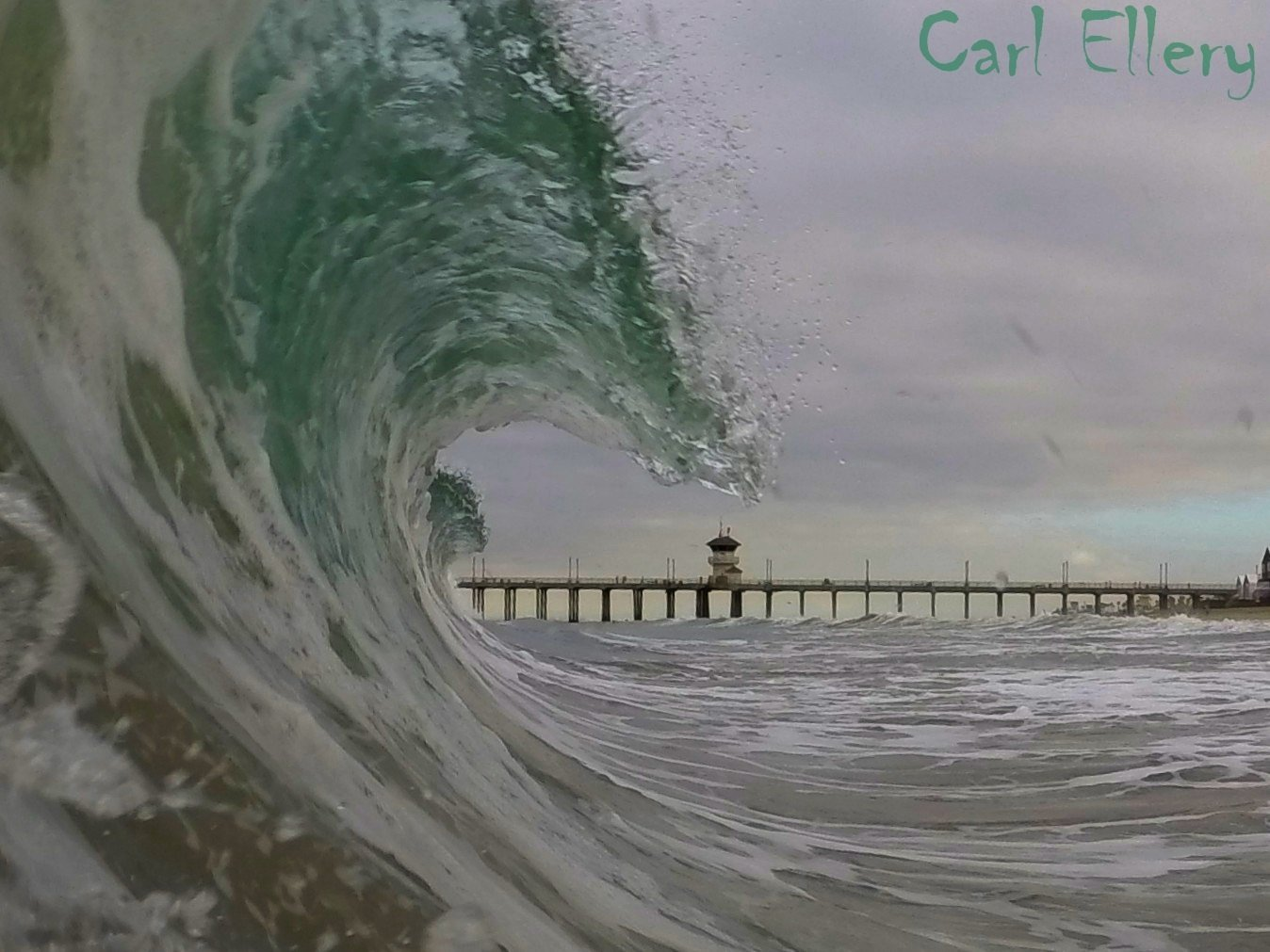 Carl.E's photo of Huntington Pier