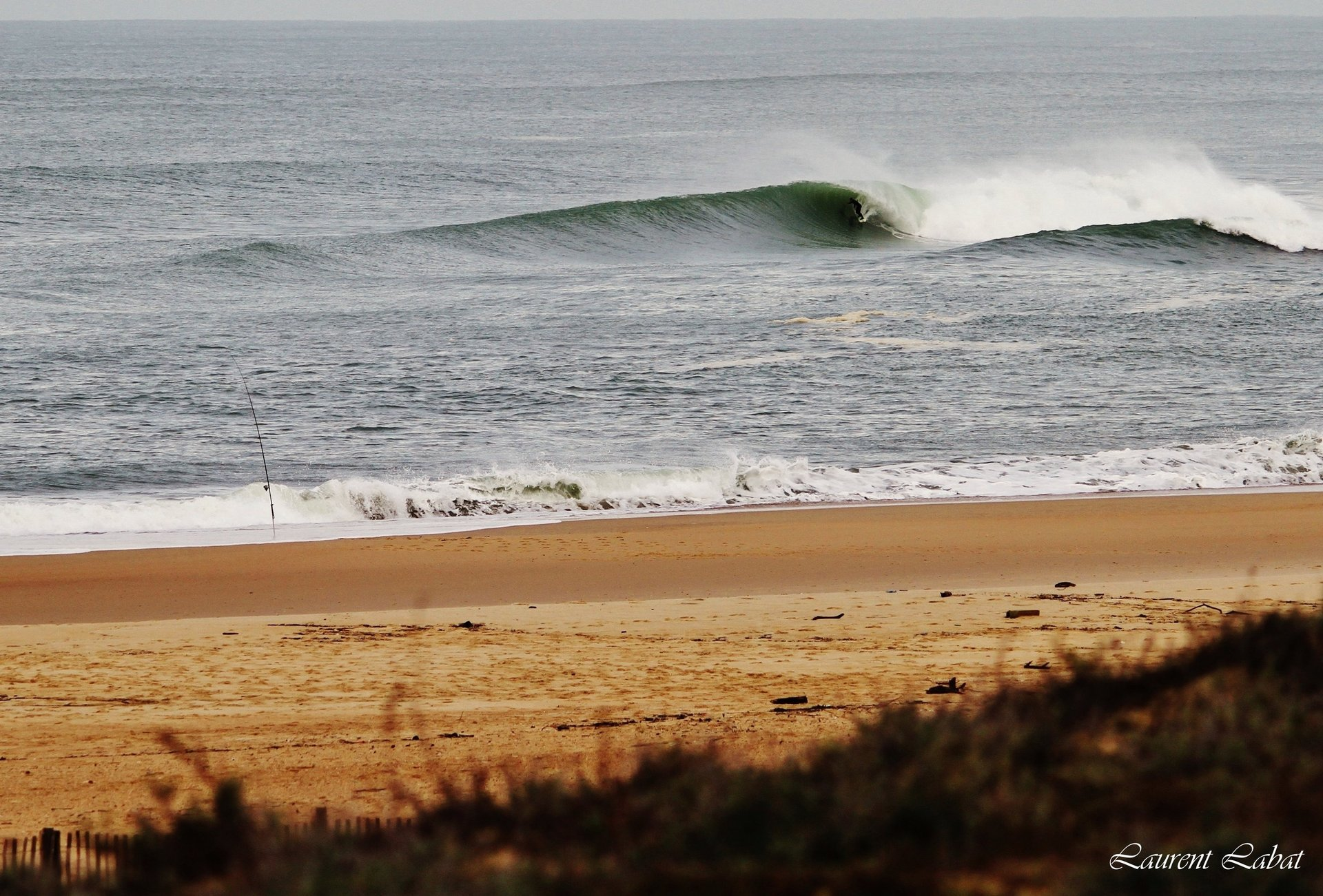 laurent labat's photo of Hossegor (La Sud)