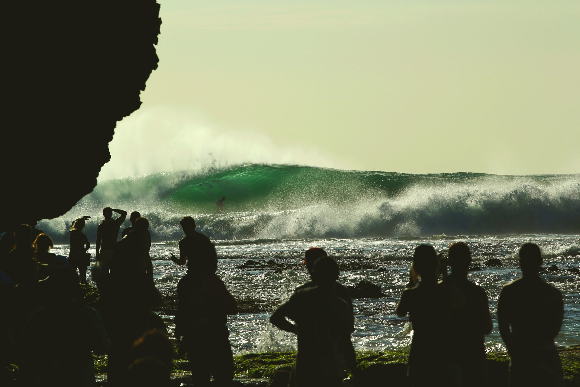Chris Newport's photo of Padang Padang