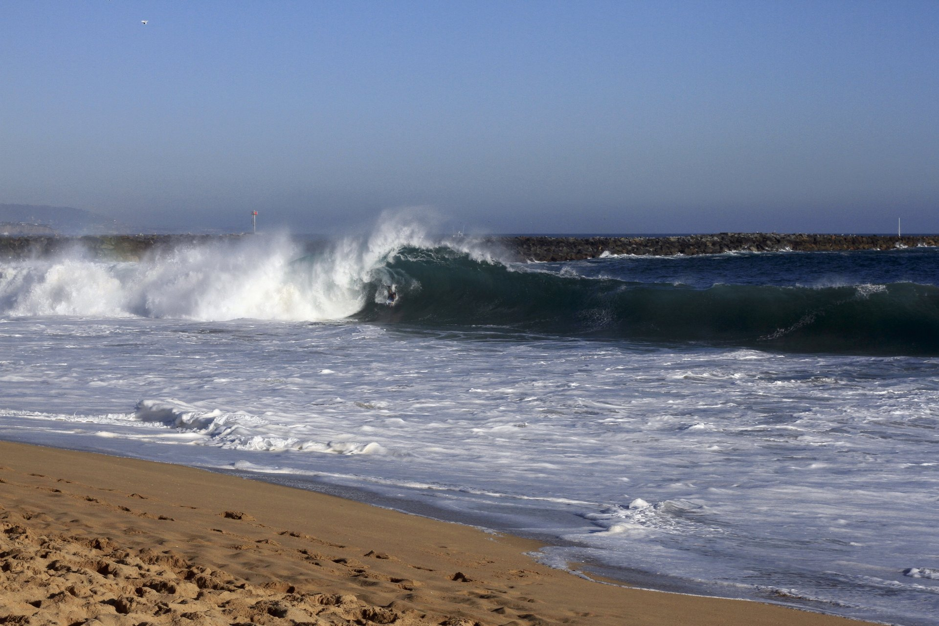 Mike Fink's photo of The Wedge
