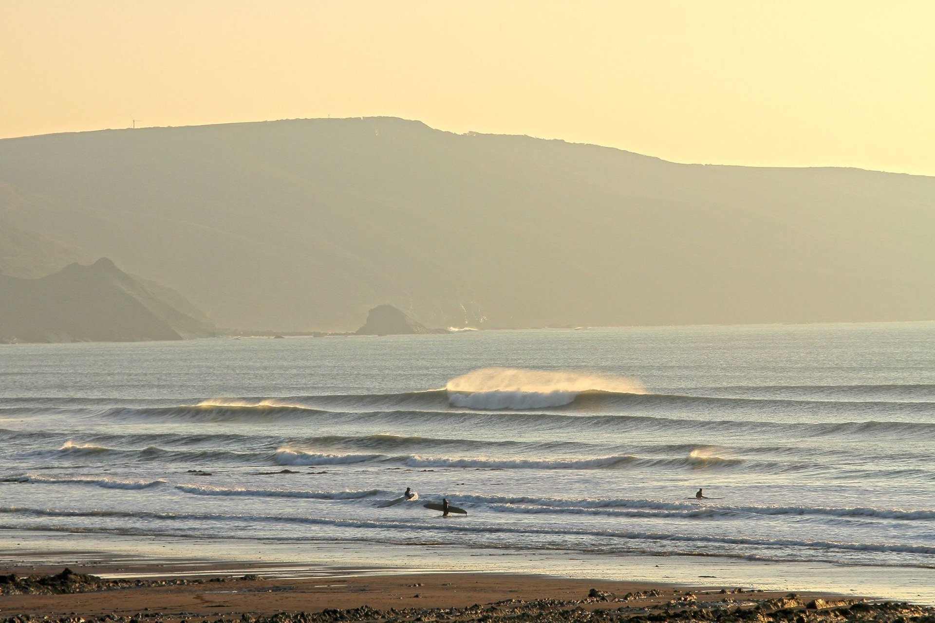 Dustin Waters's photo of Widemouth Bay