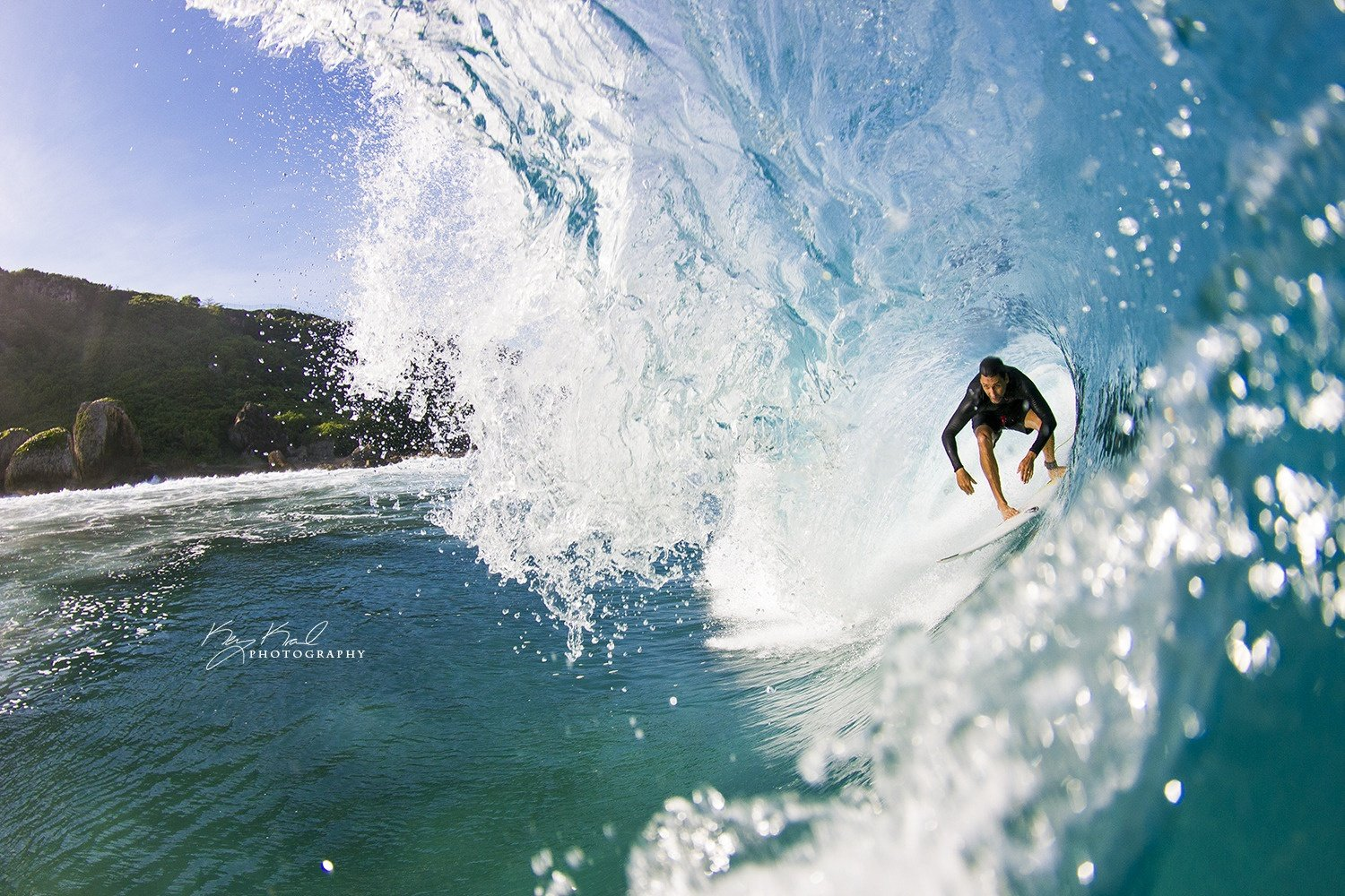 Kenneth Krowel's photo of Surfers Beach (Puerto Rico)