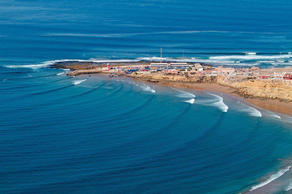 Surf Berbere Surf Camp & School's photo of Imsouane (The Bay)