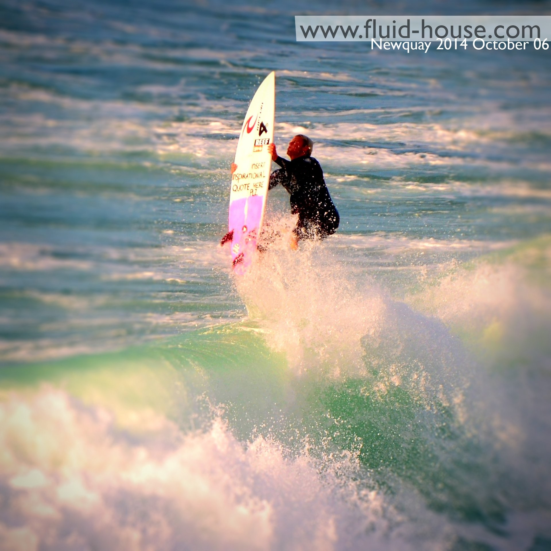 Fluid House's photo of Newquay - Fistral South