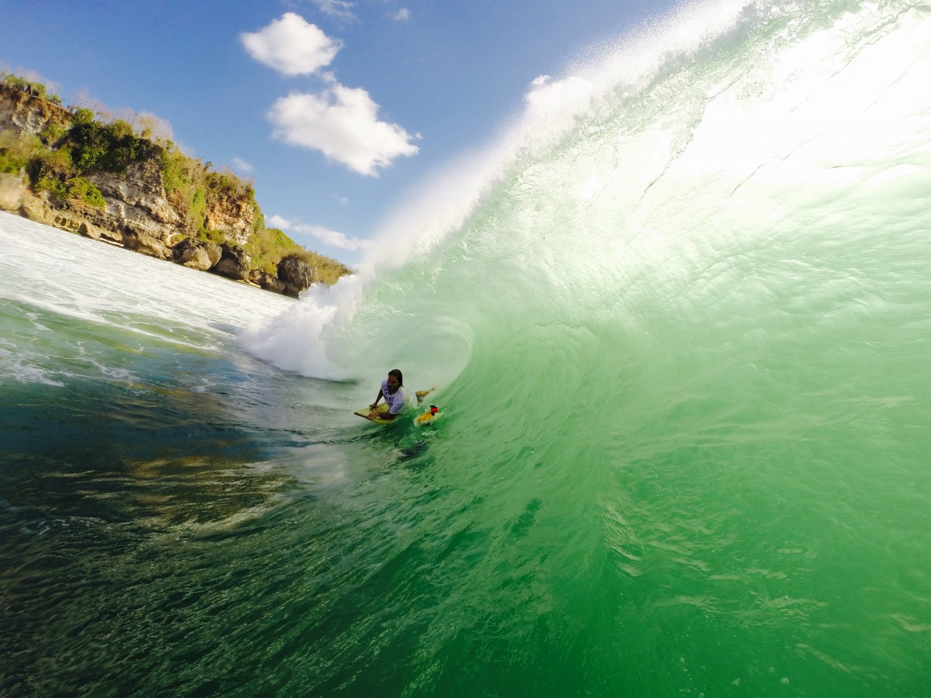 Jake Crosby's photo of Padang Padang