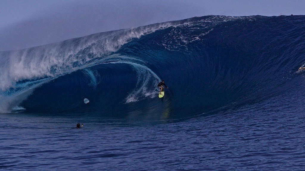 fredberho's photo of Teahupoo