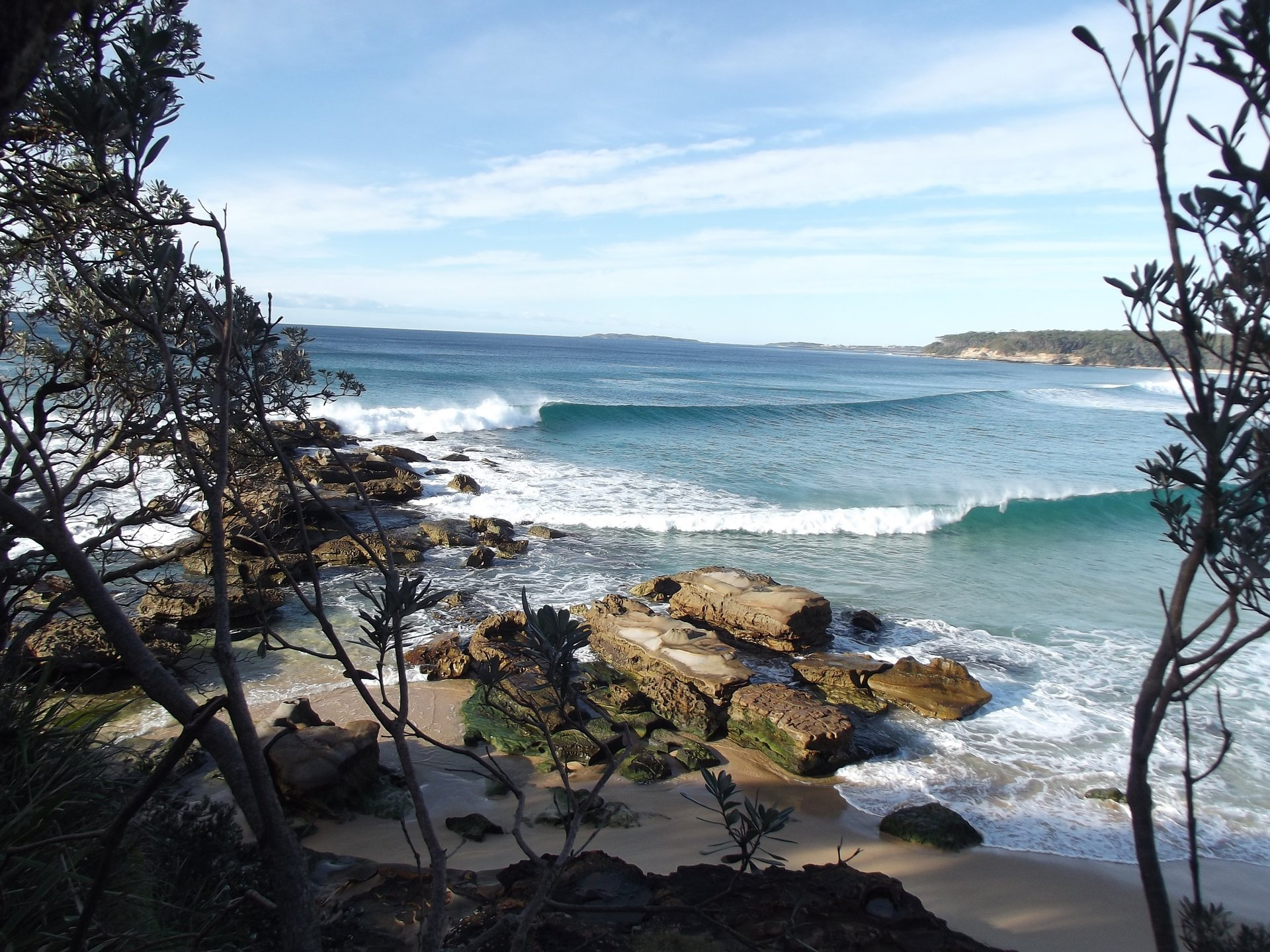 Garry Wall's photo of Mollymook Beach
