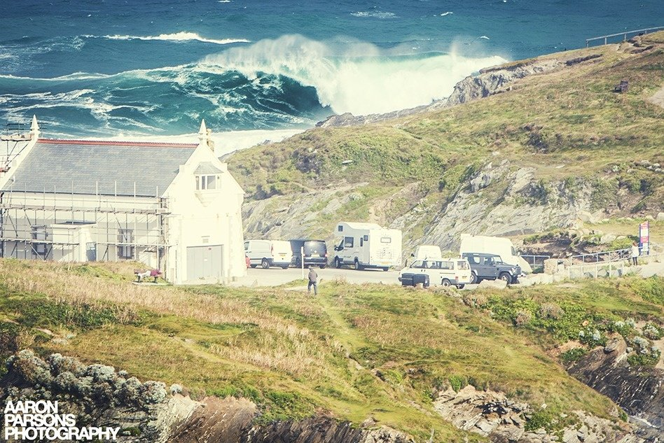 aaronparsonsphotography's photo of Newquay - Fistral North
