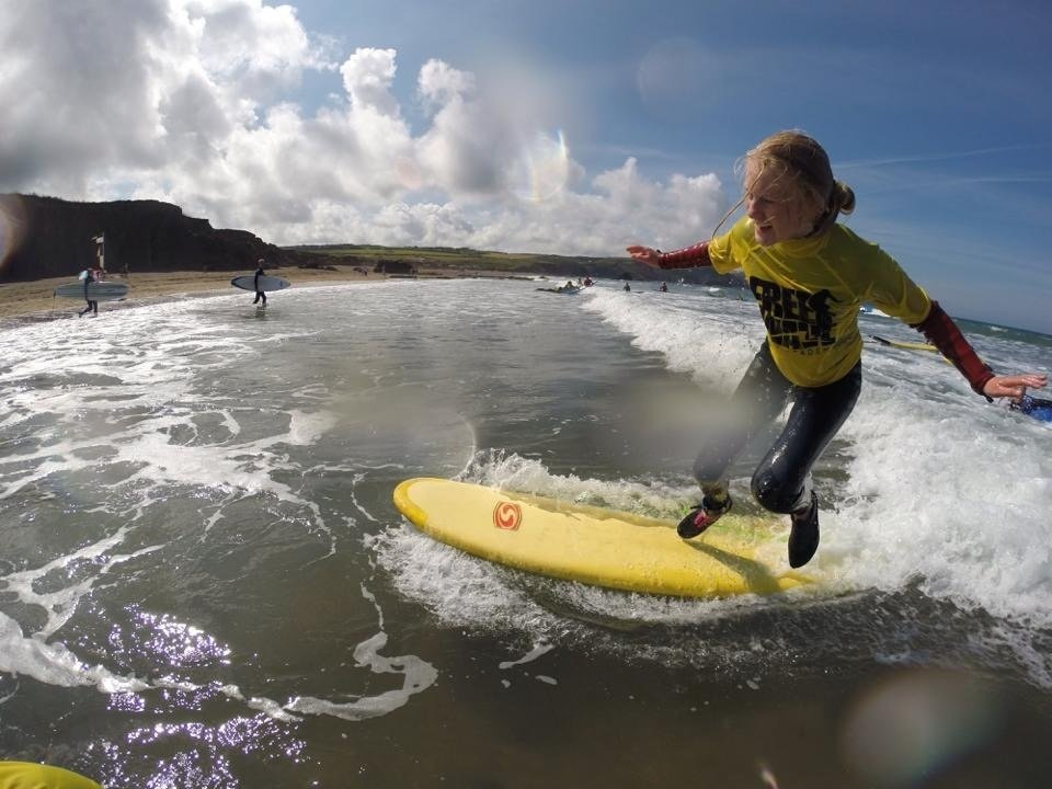 Freewave Surf Academy's photo of Bude - Crooklets