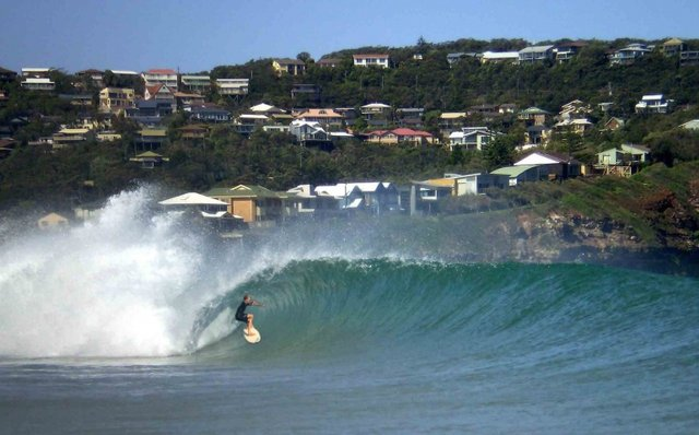 Pat Koro's photo of Newcastle