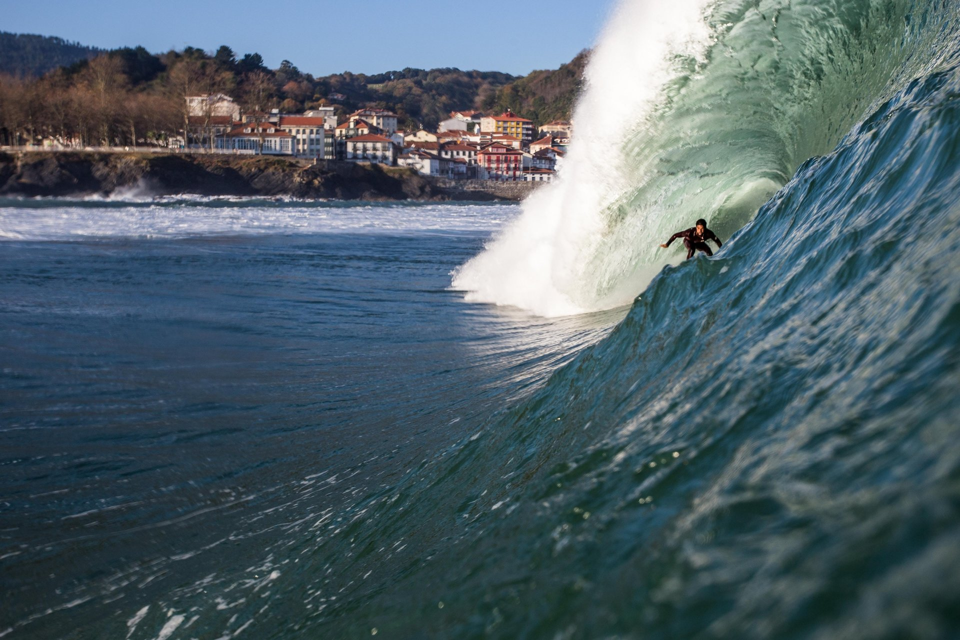Michal Pelka's photo of Mundaka