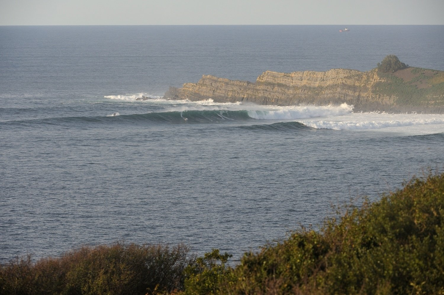 Tom's photo of Mundaka