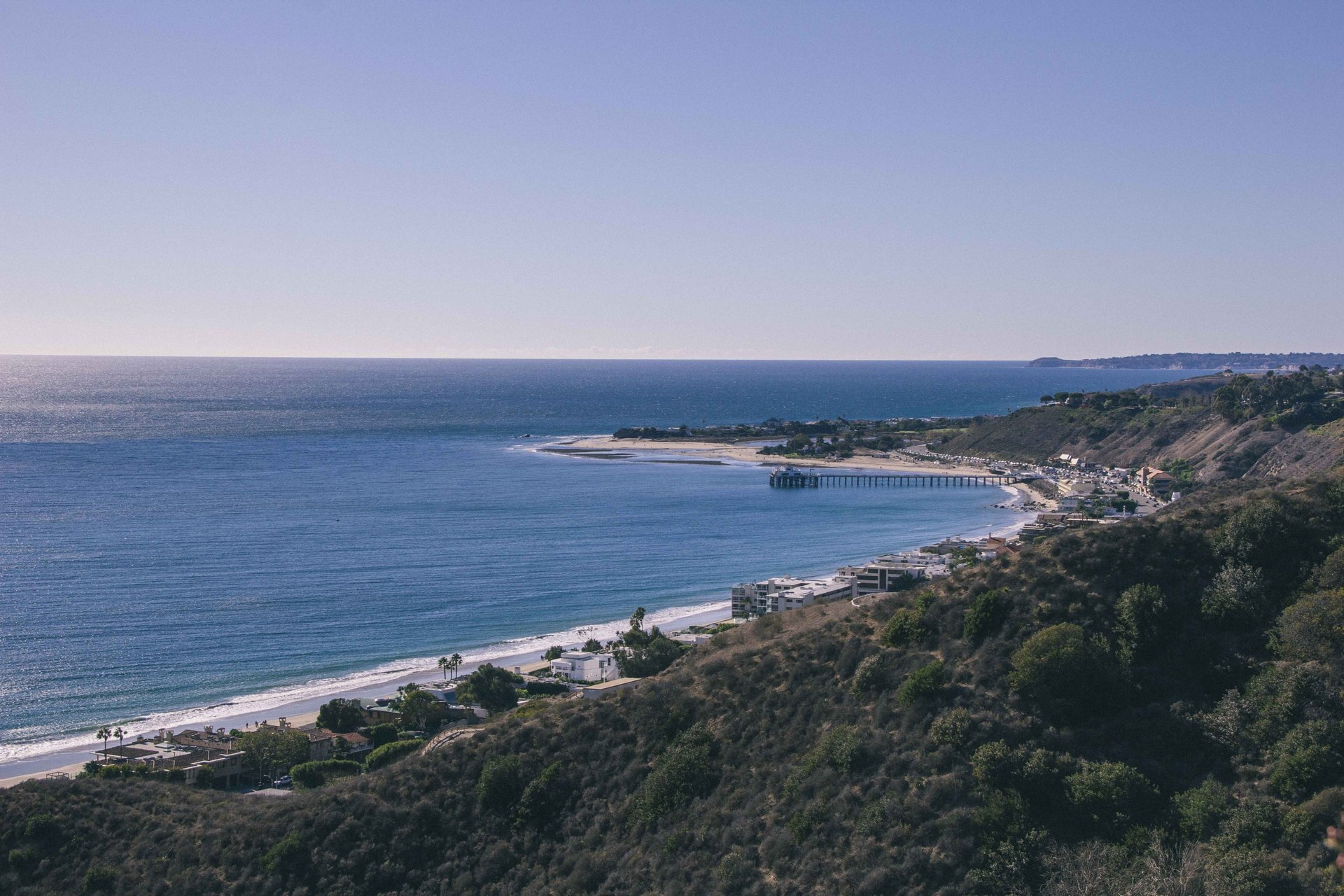 Bas Koster's photo of Malibu - First Point