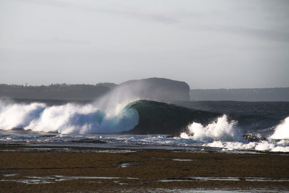 Vincent Wünstel's photo of Black Rock / Aussie Pipe