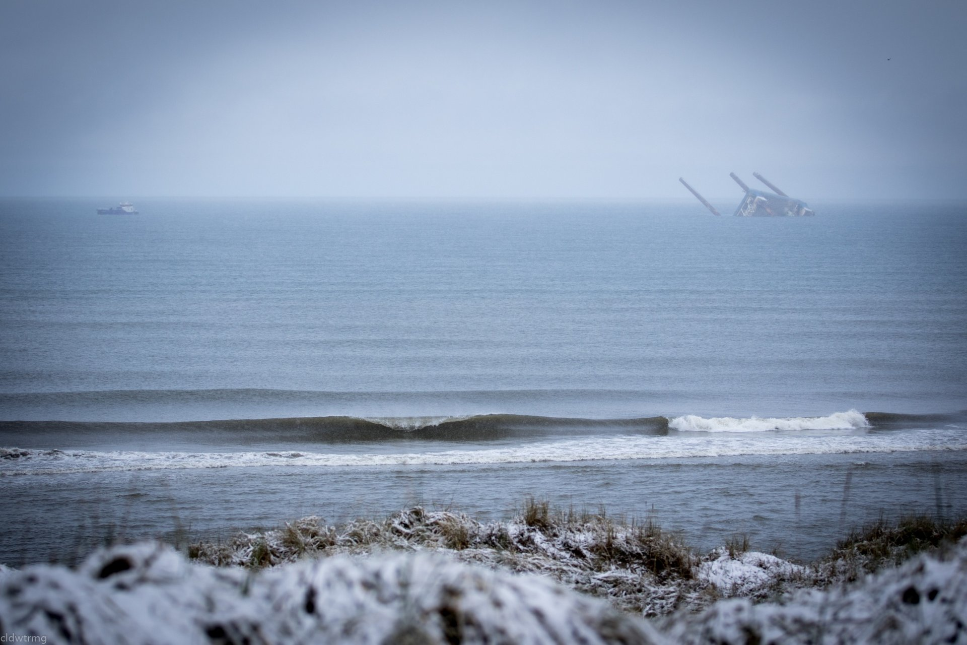 coldwatermag's photo of Hvide Sande