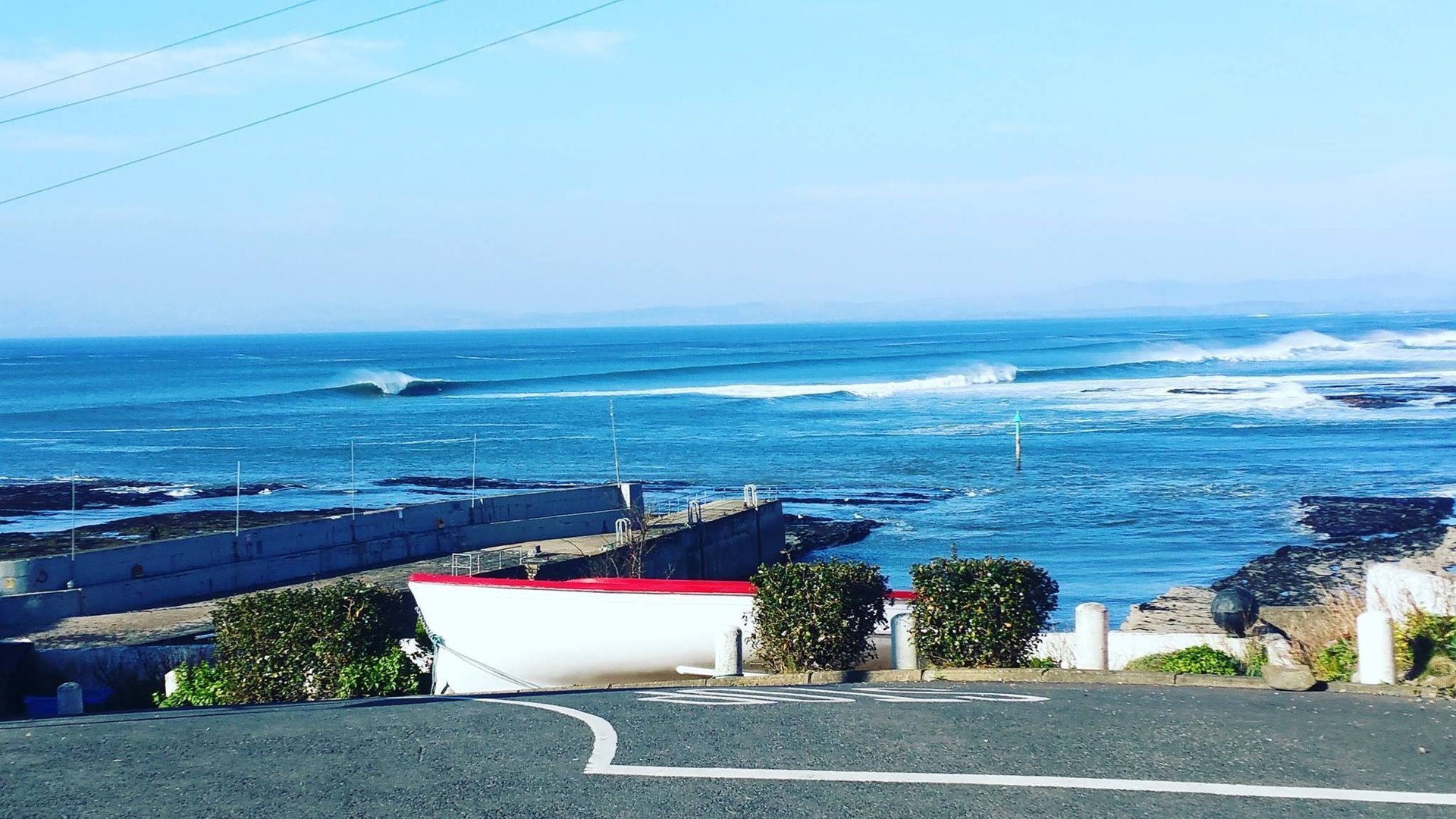 Jimmy Slade's photo of Bundoran - The Peak
