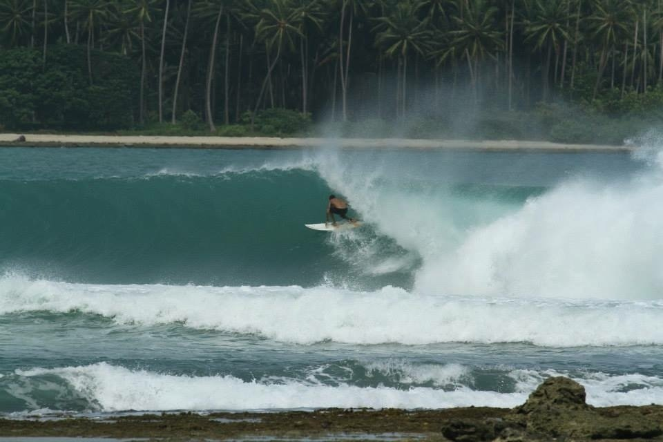Escobar number10's photo of Lagundri Bay - The Point
