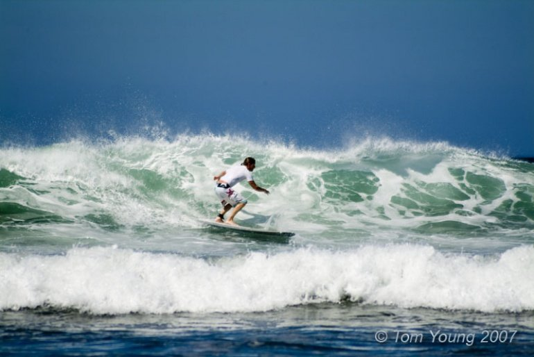 Tom Young's photo of Nosara