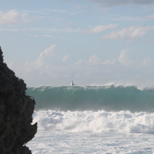 Shane Murphys Photo Of Surfers Beach Puerto Rico