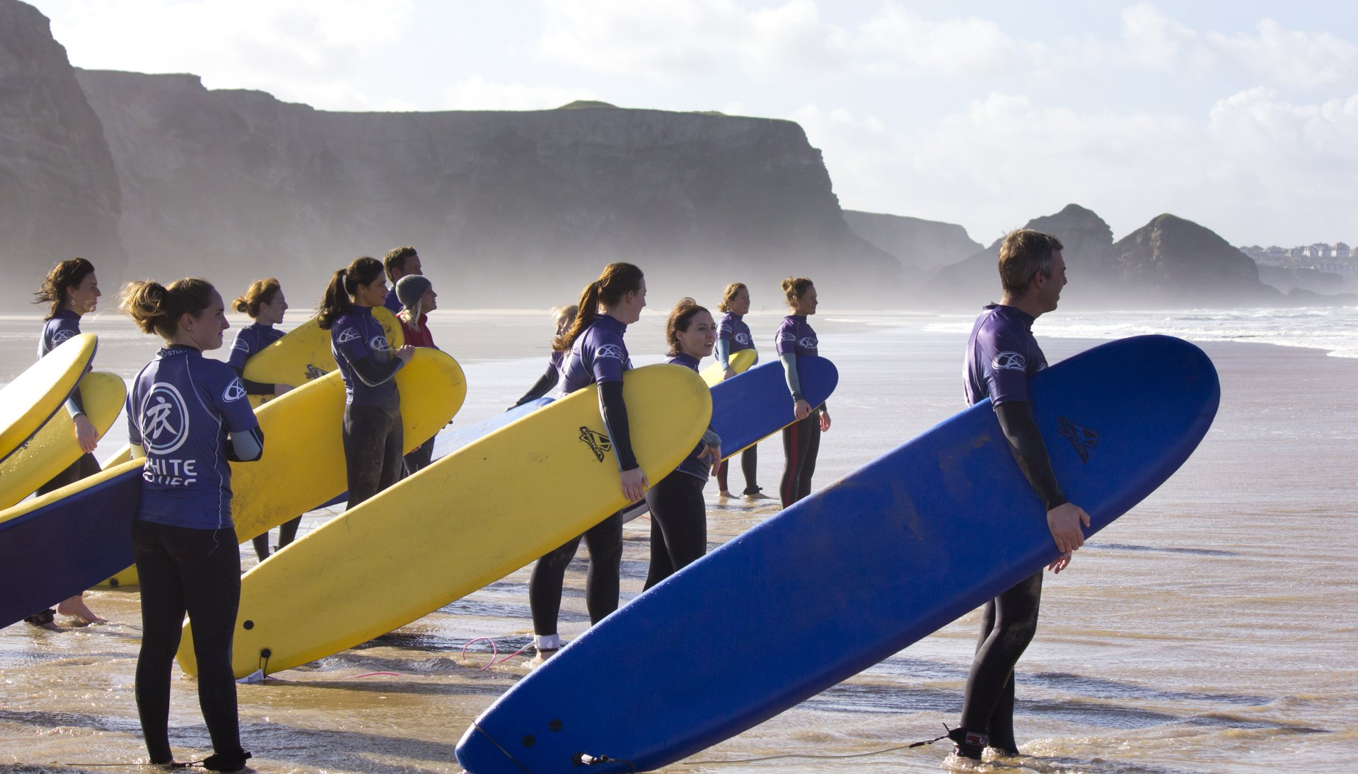 Extreme Academy Surf School's photo of Watergate Bay