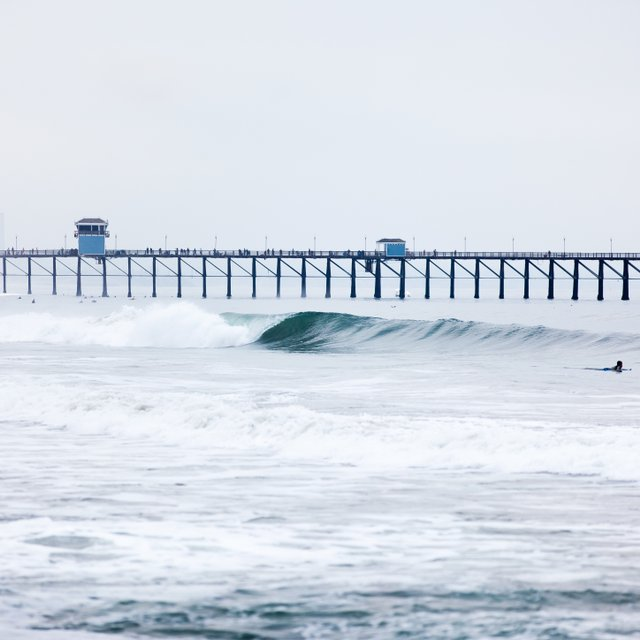 Oceanside Spot Guide - Surf Forecast and Report