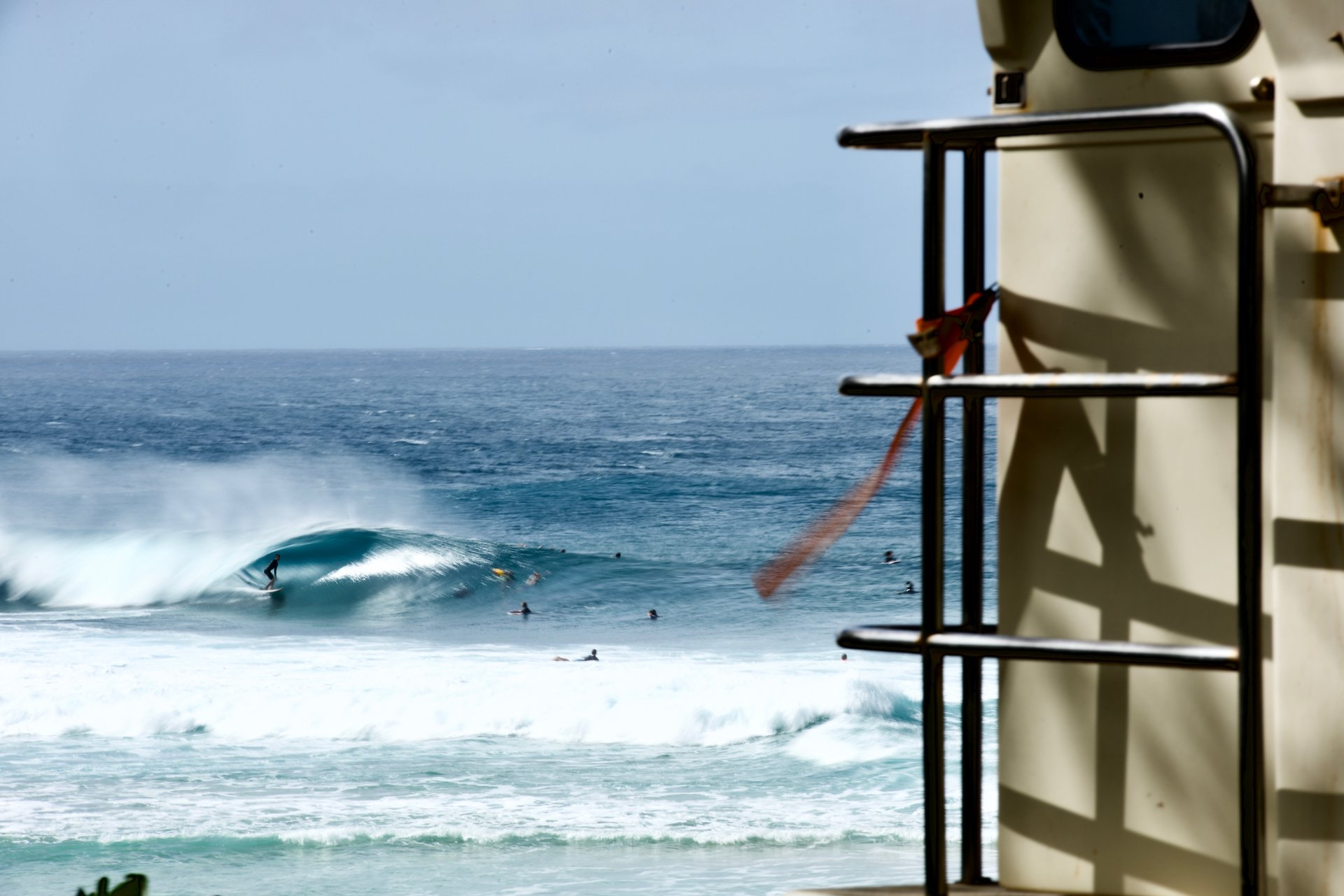 Dan Bielich's photo of Pipeline & Backdoor