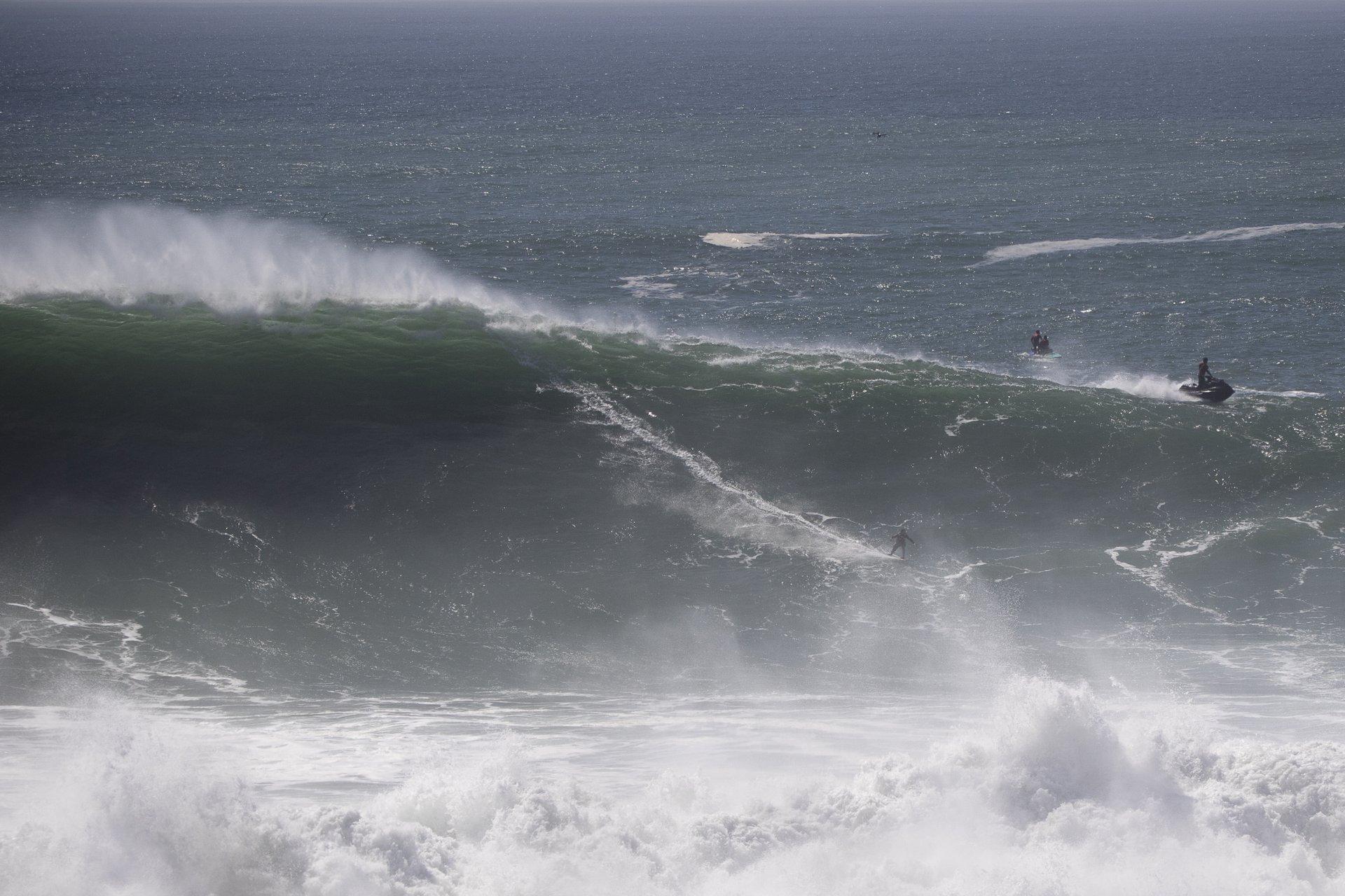 Oliver Wrinch's photo of Nazaré