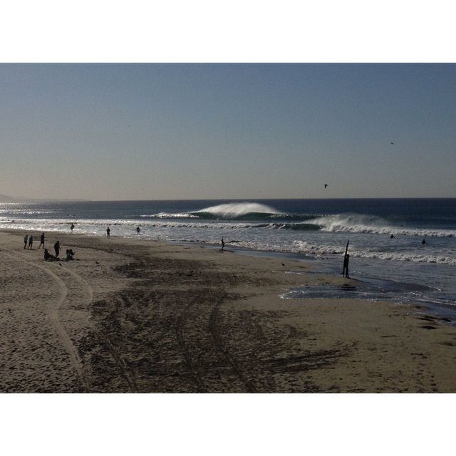Santa Ana River Jetties Surf Report, Surf Forecast and Live