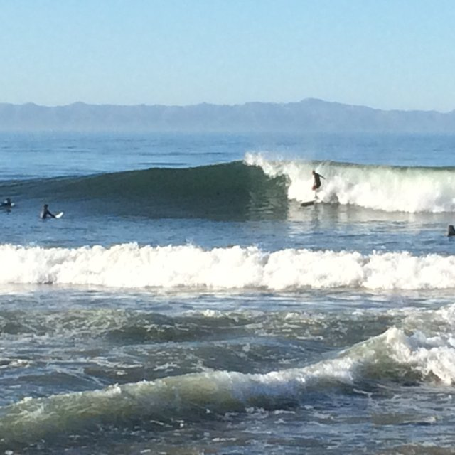 Rincon Point Spot Guide Surf Forecast And Report Magicseaweed