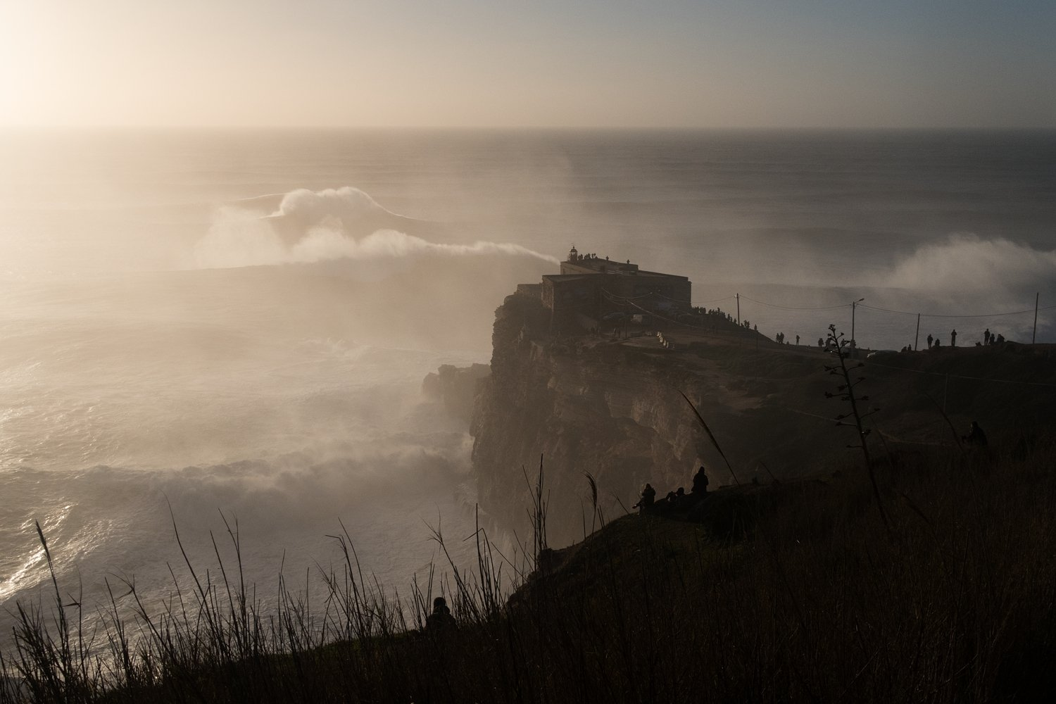 Tom's photo of Nazaré